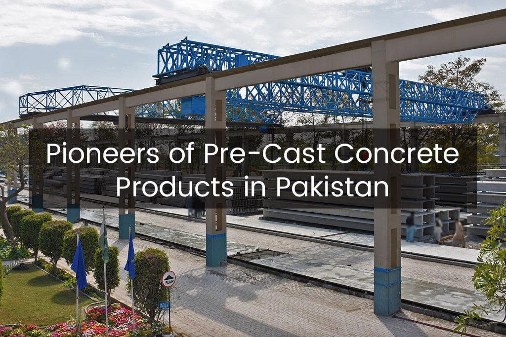 Izhar Concrete (Pvt ) Ltd – Pioneers of Pre-Cast Concrete