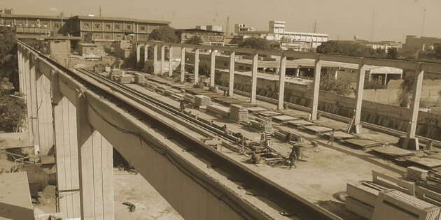 Start of Pre-Cast Factory in Karachi