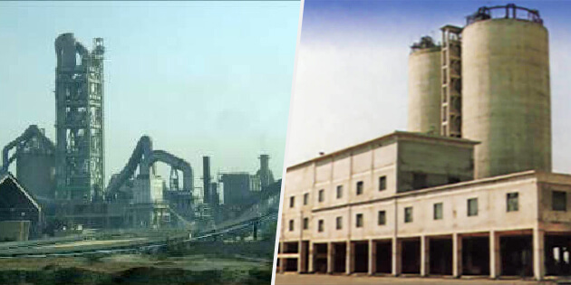 Construction of 2 Cement Plants