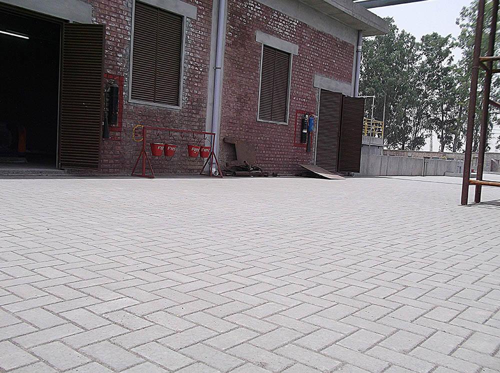 Pavers Amp Blocks Izhar Concrete Pvt Ltd