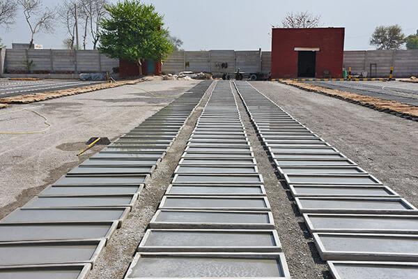 Girder Slab Roof Izhar Concrete Pvt Ltd