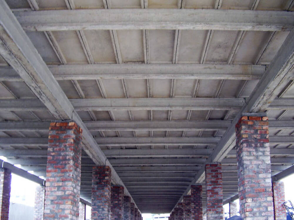 Girder Slab Roof Izhar Concrete Pvt Ltd