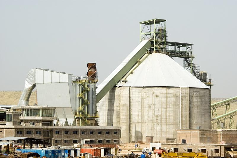 DG Cement, Clinker Silo, Kallar Kahar