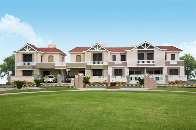 Dream Villas, Lahore