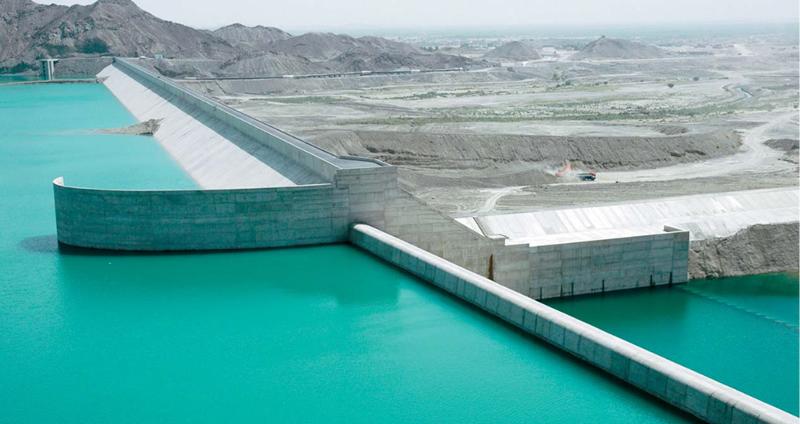 Mirani Dam