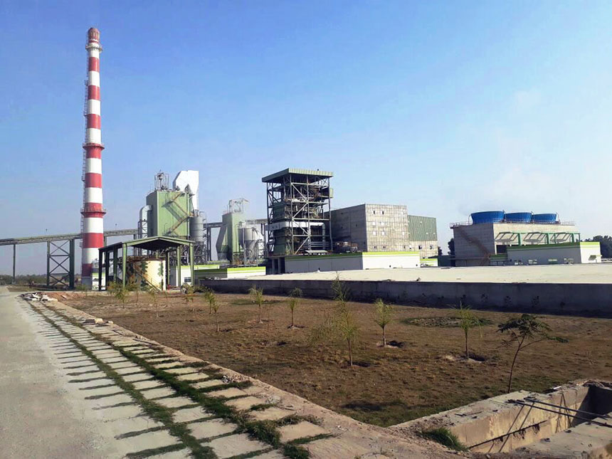 30MW Power Plant, DG Cement
