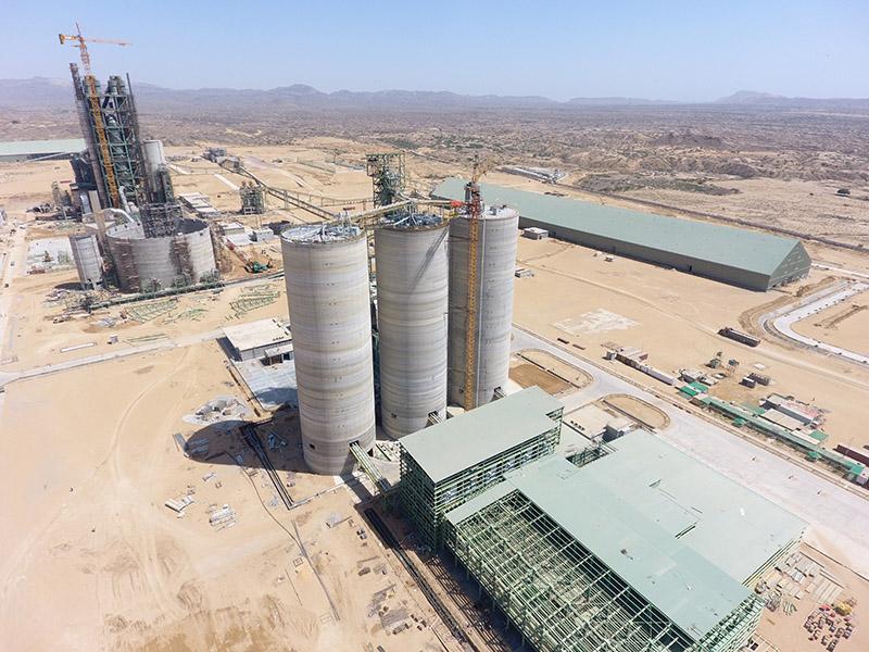 DG Cement, Hub Balochistan
